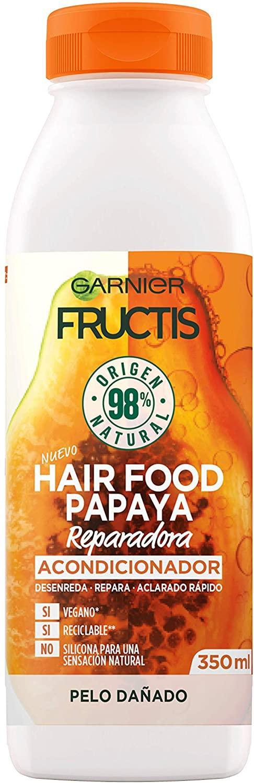 Fructis Hair Food Acondicionador Papaya 350ml