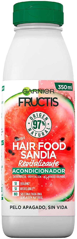 Fructis Hair Food Acondicionador Sandia 350ml