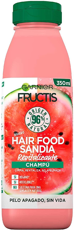 Fructis Hair Food Champú Sandia 350ml