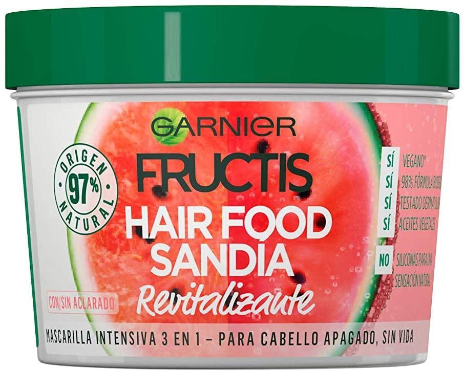 Fructis Hair Food Mascarilla Sandia 390ml
