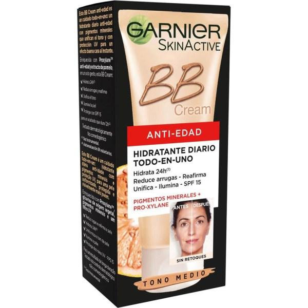 Garnier BB Cream Anti-edad Tono Medio 50ml