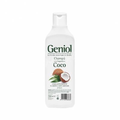 Geniol Champú Coco 750 ml