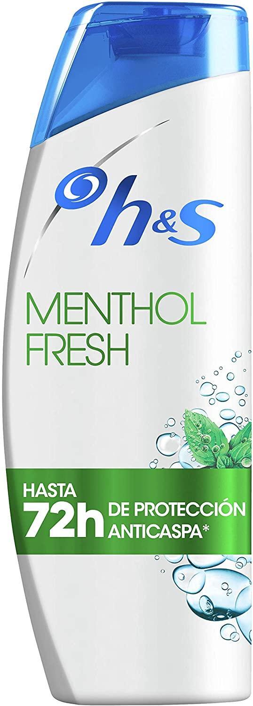 H&S Champú Mentol 340ml