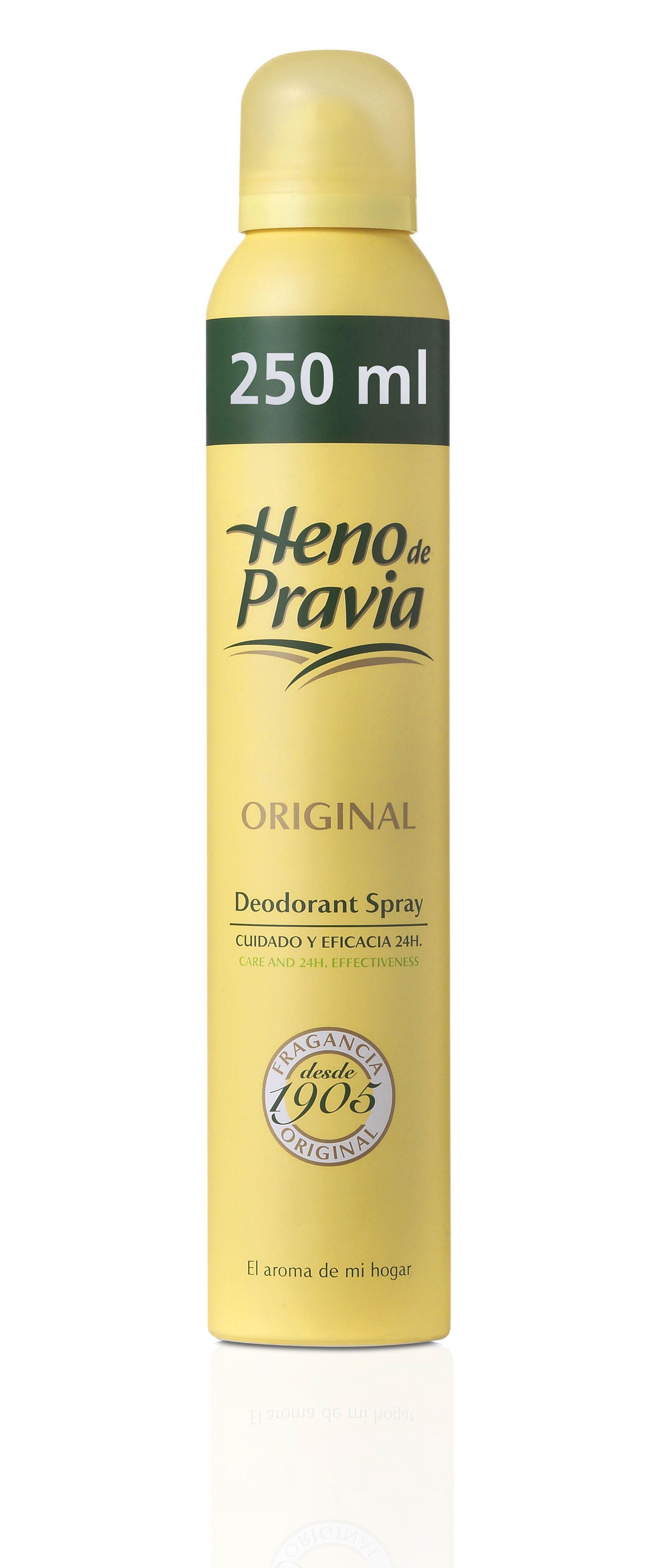 Heno Pravia Desodorante Spray Original 250ml
