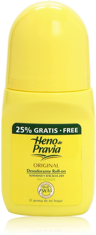 Heno de Pravia Desodorante Roll-on 62.5 ml