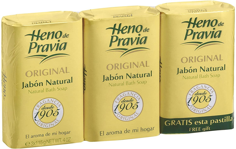 Heno de Pravia pack 3 pastillas