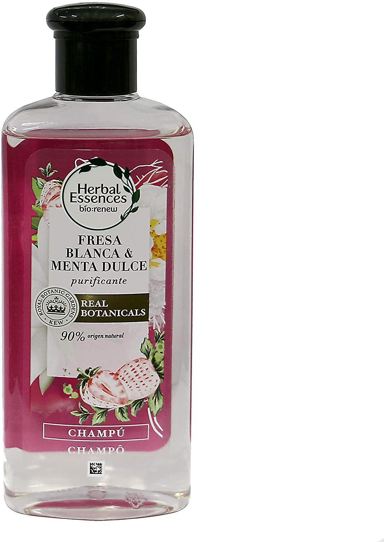 Herbal Essences Champú Fresa Blanca & Menta Dulce 250ml