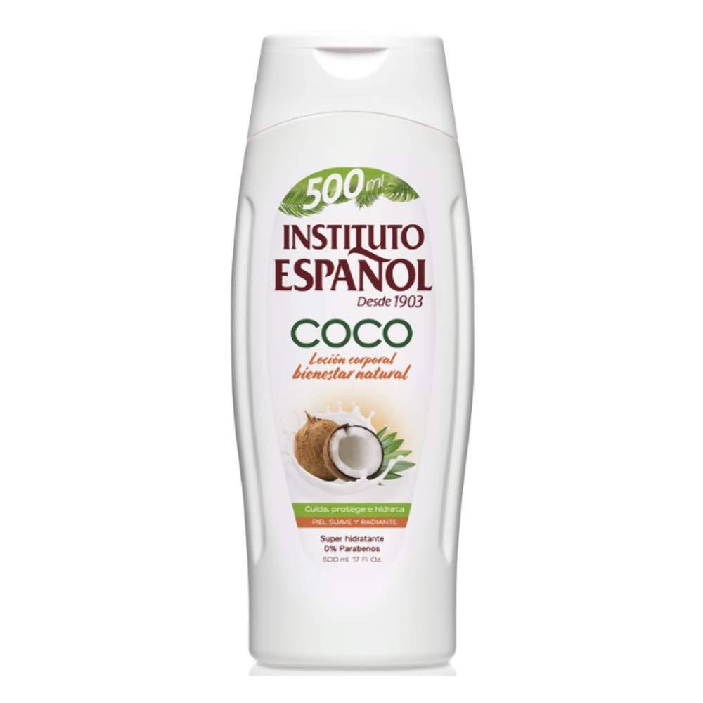 Instituto Español Crema Corporal Coco 500ml