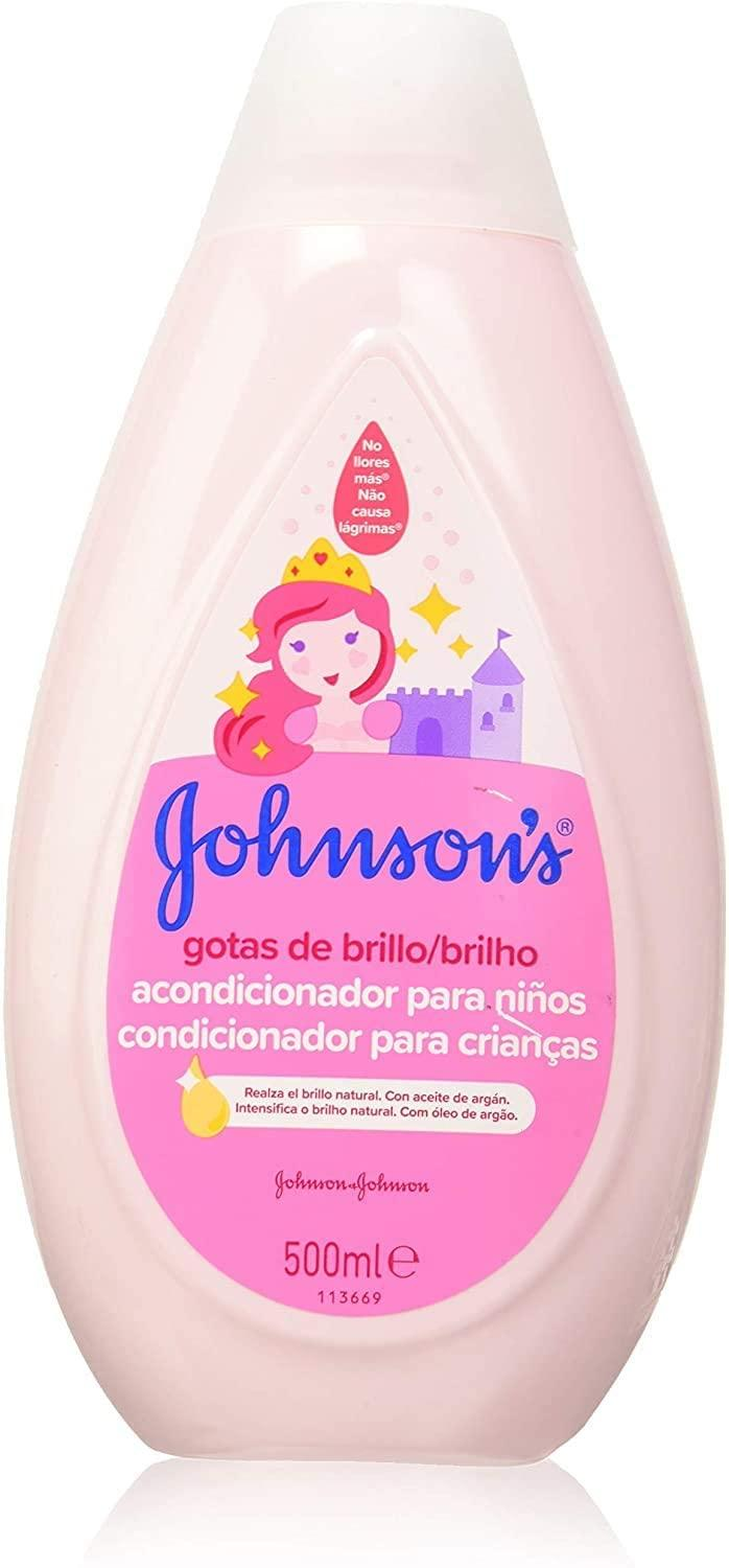 Johnsons Acondicionador Gotas de Brillo 500ml