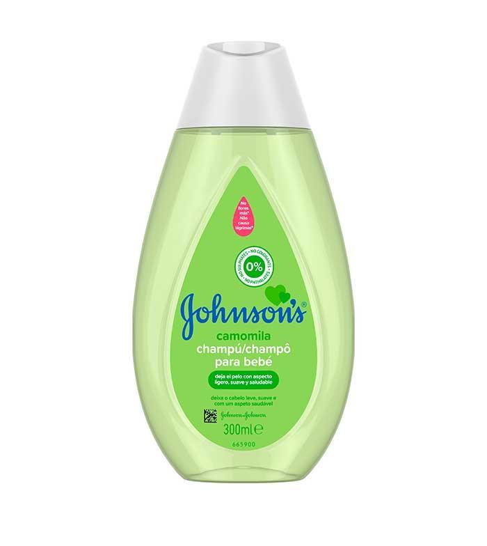 Johnson`s Champú Camomila 300ml