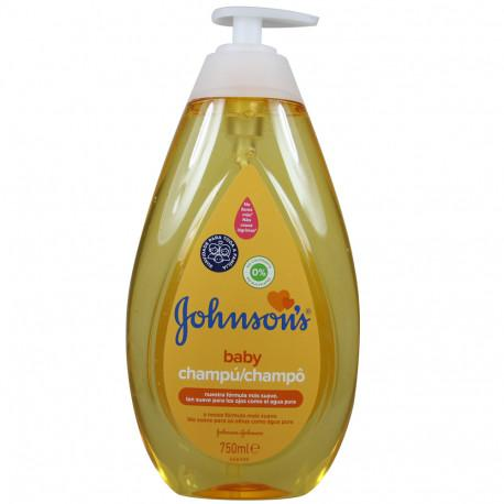 Johnsons Champú Dosificador 750ml