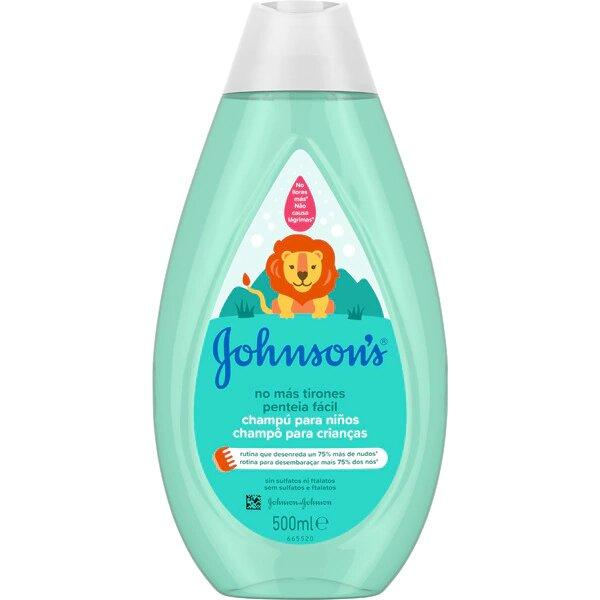 Johnsons Champú No Mas Tirones 500ml