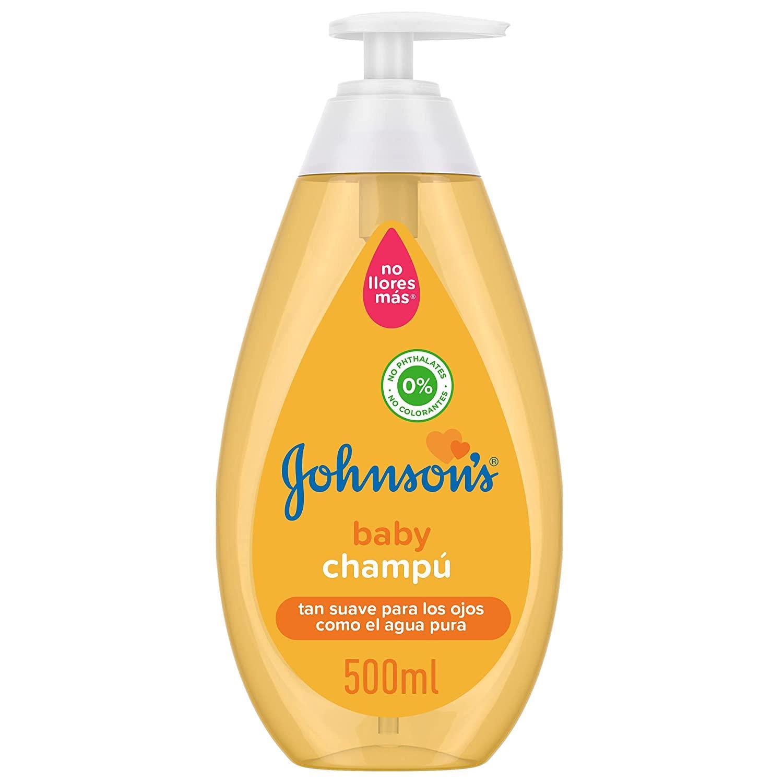 Johnsons Champú Original Dosificador 500ml