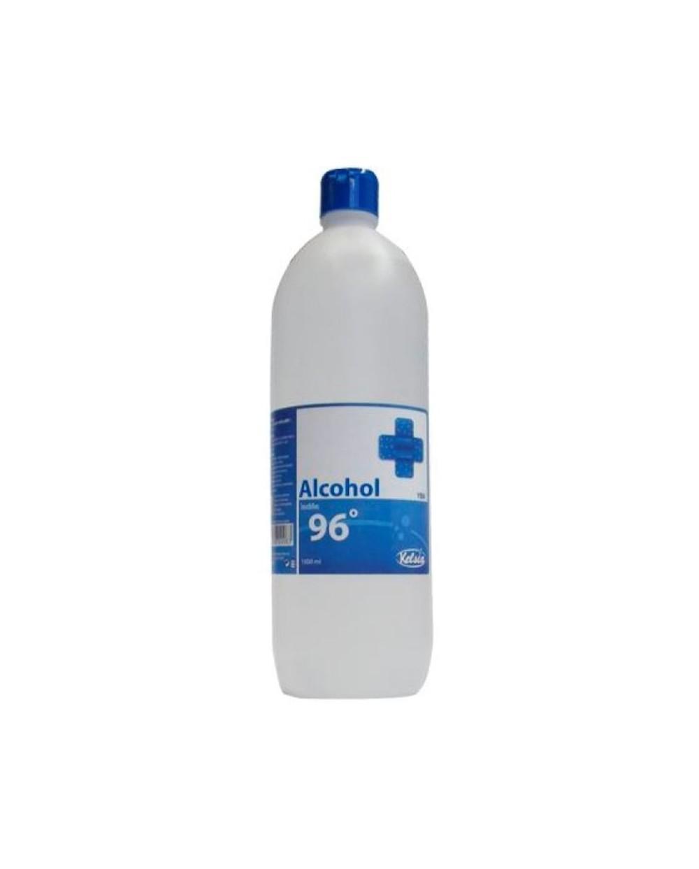 Kelsia Alcohol 96º 1 Litro