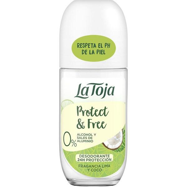 La Toja Desodorante Rol-on Protec & Free 50ml