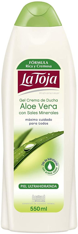 La Toja Gel Ducha 550ml Aloe