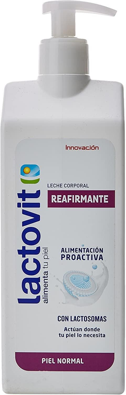 Lactovit Crema Reafirmante 400ml