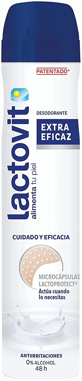 Lactovit Desodorante Spray Extra Eficaz 200ml