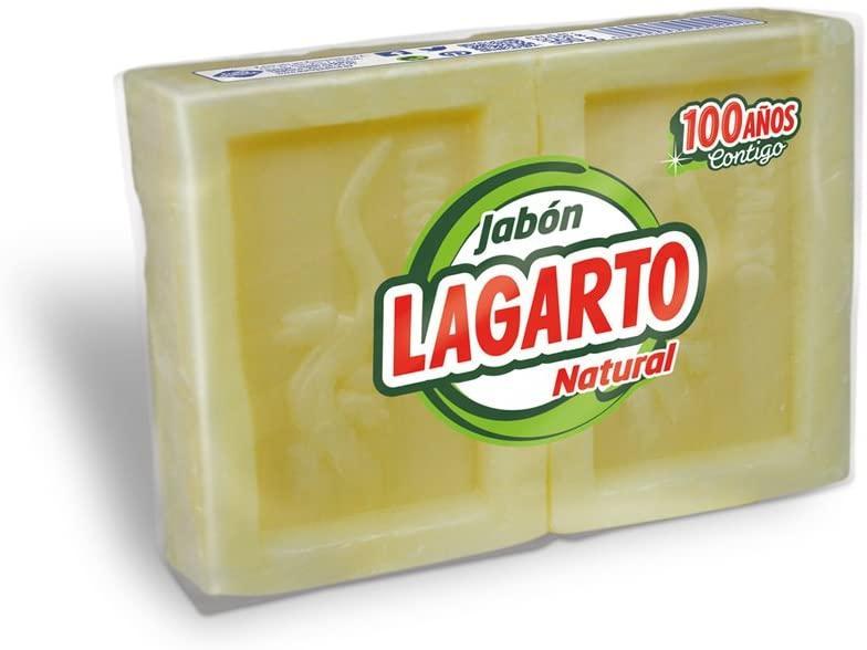Lagarto Jabón 150gr 2u