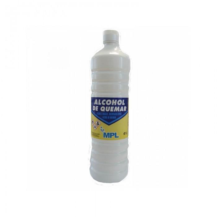 MPL Alcohol de Quemar 1L