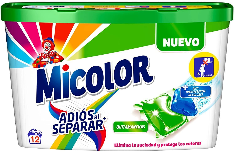 Micolor Caps 12u