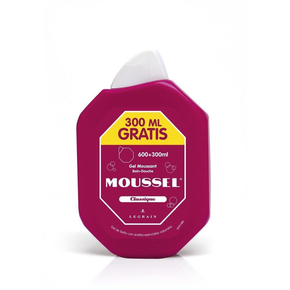 Moussel Gel Ducha 600+300ml