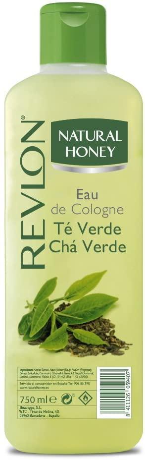 Natural Honey Colonia Te Verde 750ml