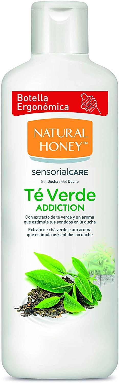 Natural Honey Gel Ducha Té Verde 650ml