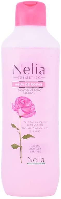 Nelia Colonia Agua de Rosas 750ml