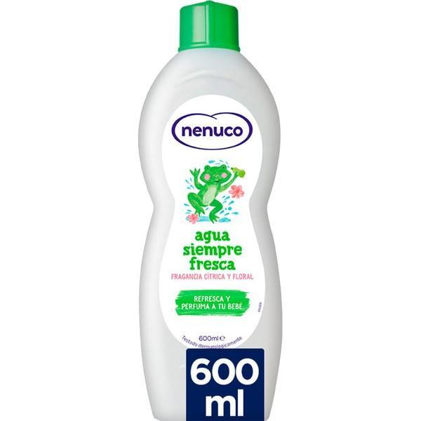 Nenuco Agua Siempre Fresca 600ml