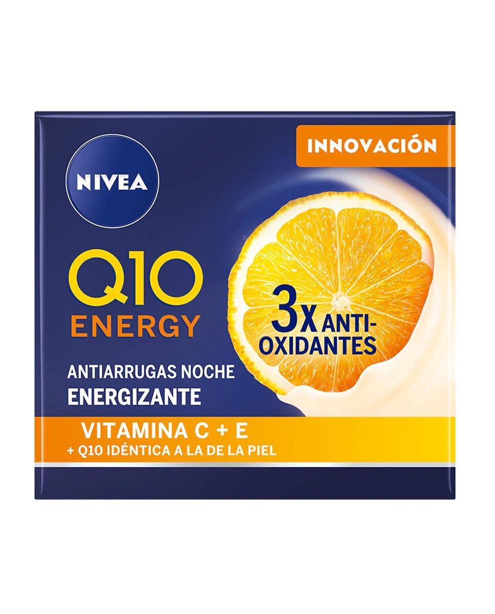 Nivea Crema Q10 Energy Noche 50ml