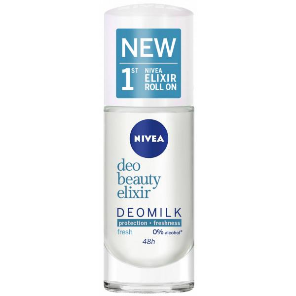 Nivea Desodorante Rolon Milk Fresh 40 ml