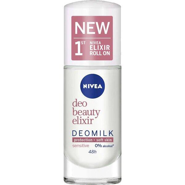 Nivea Desodorante Rolon Milk Sensitive 40 ml