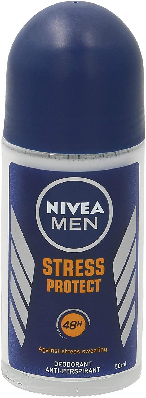 Nivea Men Desodorante Rol-on Stress Protect 50ml
