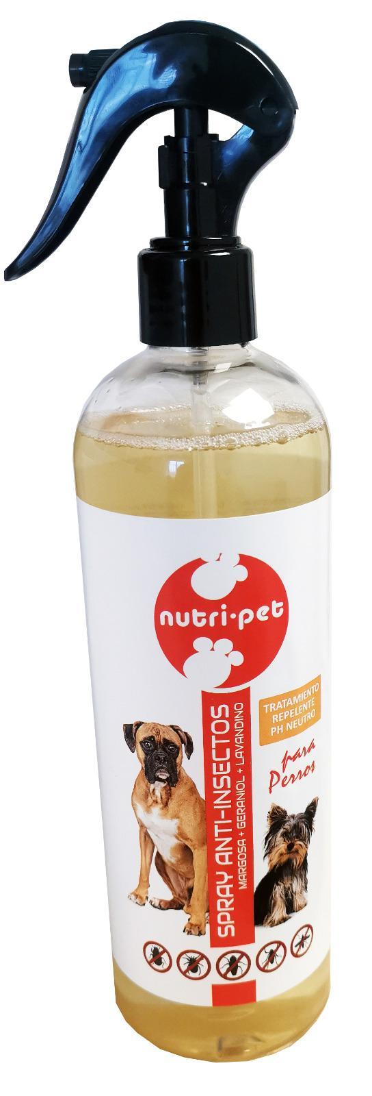 Nutri-Pet Spray Anti-Insectos Animales 500ml