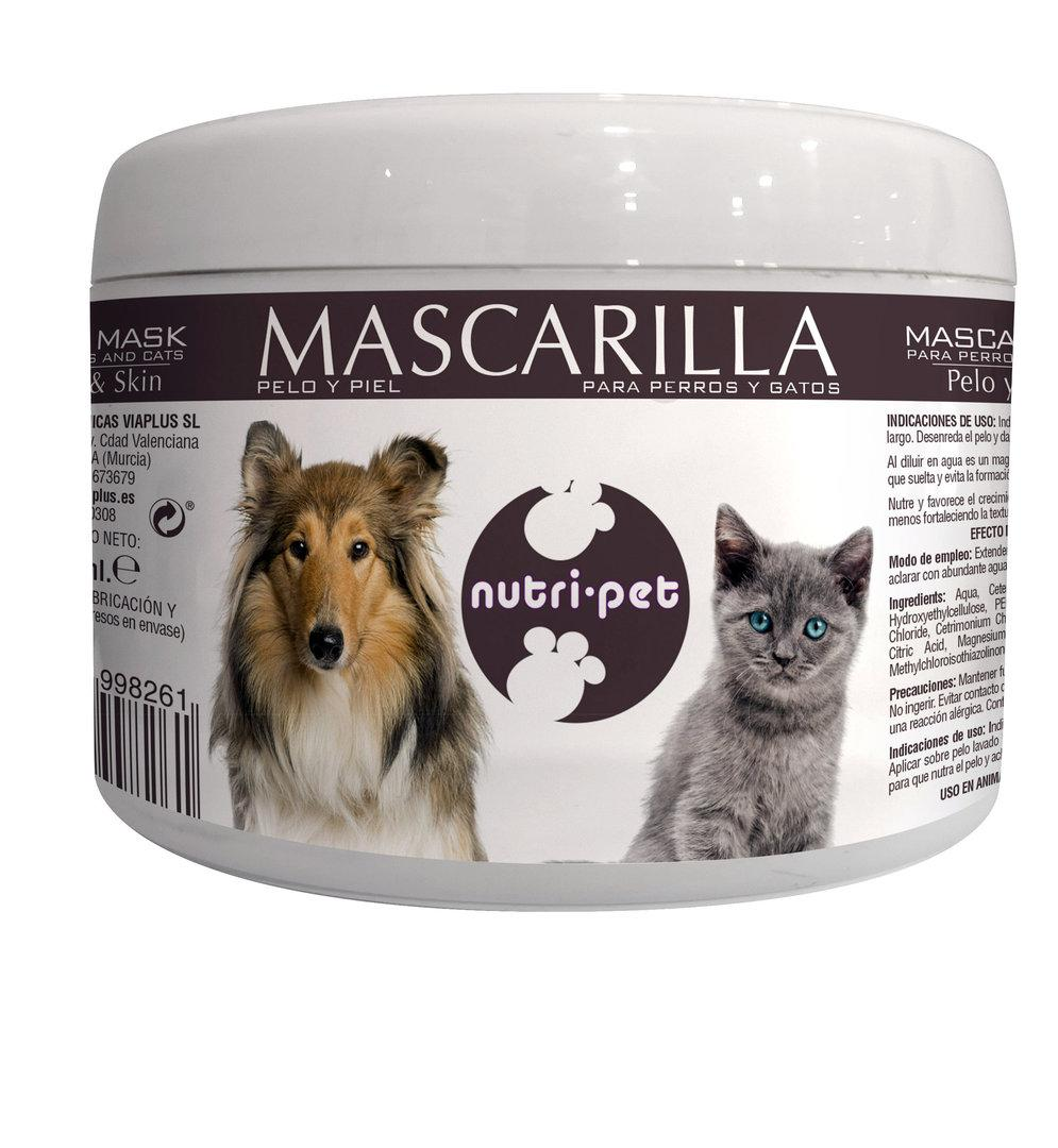 Nutripet Mascarilla Mascotas 500ml