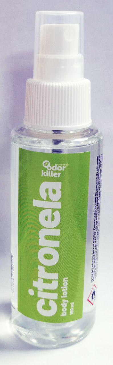 Odor Killer Citronela Body Spray 100ml