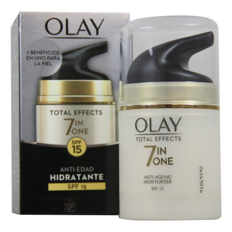 Olay total effects 7 en 1 Anti-edad 37ml