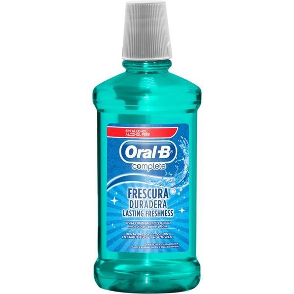 Oral B Enjuague Frescura Duradera 500ml