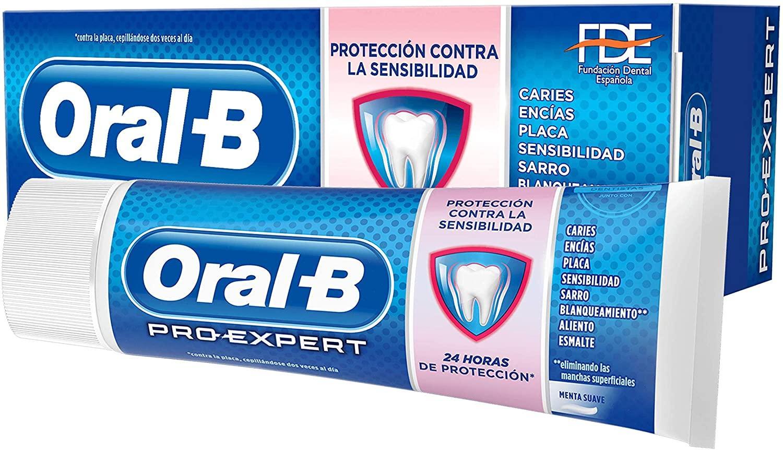 Oral B  Pasta Sensible 75ml