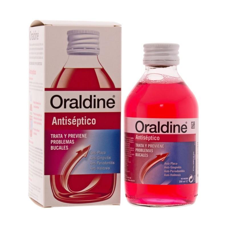 Oraldine Antiséptico Bucal 200ml