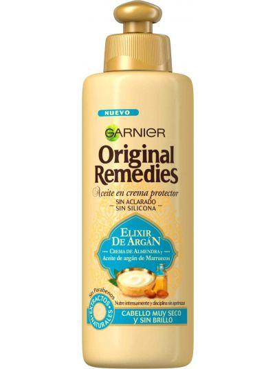 Original Remedies Elixir Argan Crema 200ml