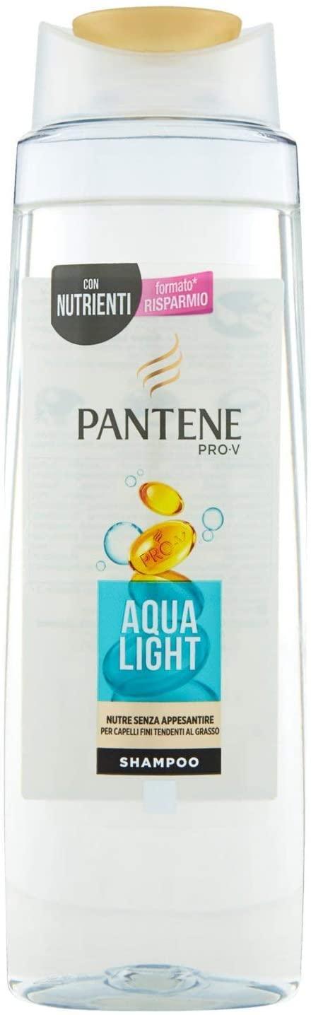 Pantene Champú Aqua Light 270ml