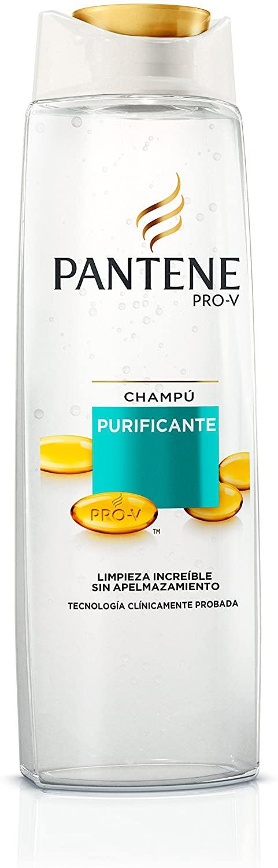 Pantene Champú Purificante 270ml