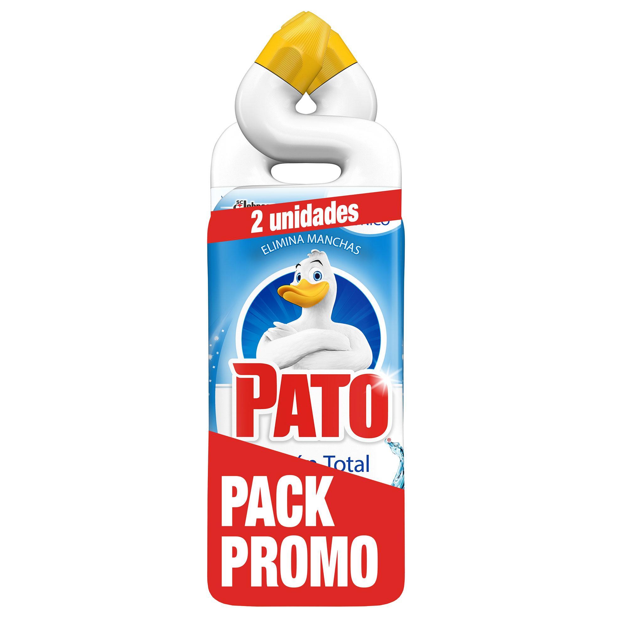 Pato WC 750ml Océano Pack 2u