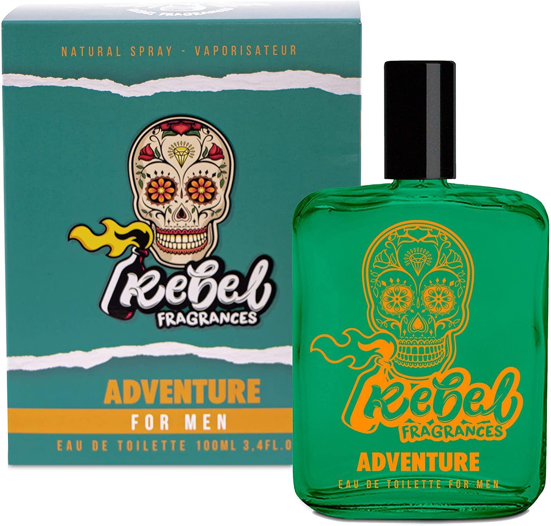 Rebel Fragrances For Men Adventure 100ml