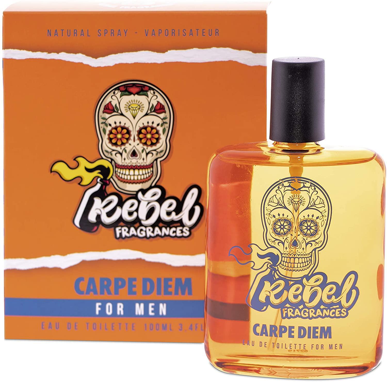 Rebel Fragrances For Men Carpe Diem 100ml