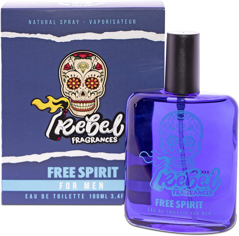 Rebel Fragrances For Men Free Spirit 100ml