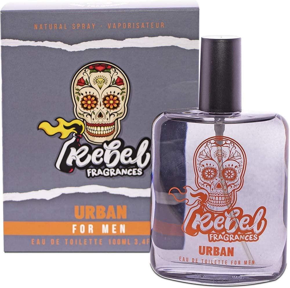 Rebel Fragrances For Men Urban 100ml