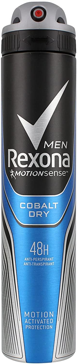 Rexona Men Desodorante Spray Cobalt 200ml